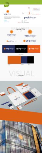 Design Gráfico - Yogi